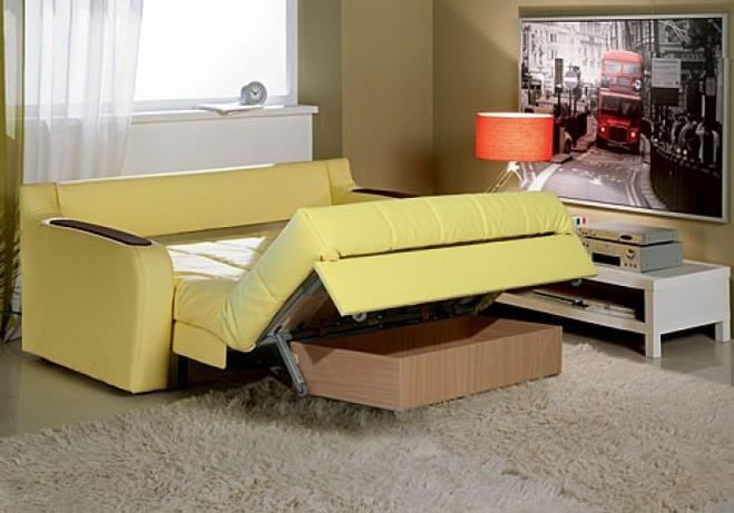 Как сделать прямой диван 751