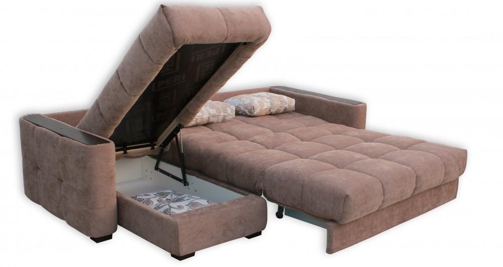 Купить диван аккордеон с большим спальным местом