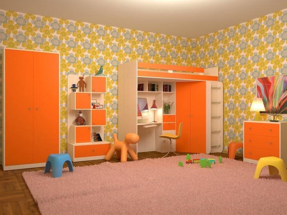 детские комнаты в калининграде фото жестко