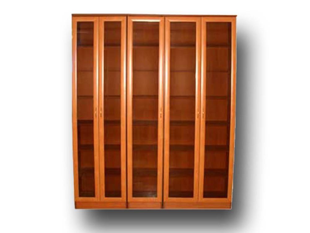 """Книжный шкаф """"верона 5"""" цена: 18800 р. купить библиотеку в б."""