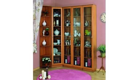 Книжный шкаф с выбором размера купить недорого в москве.